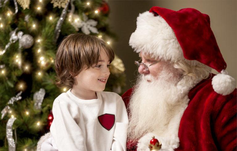 onkä tärkeää että lapsi uskoo joulupukkiin?