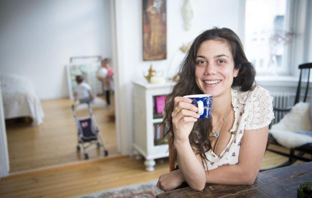 """Manuela Bosco: """"Tiesin heti, että Kasimir on lasteni tuleva isä"""""""