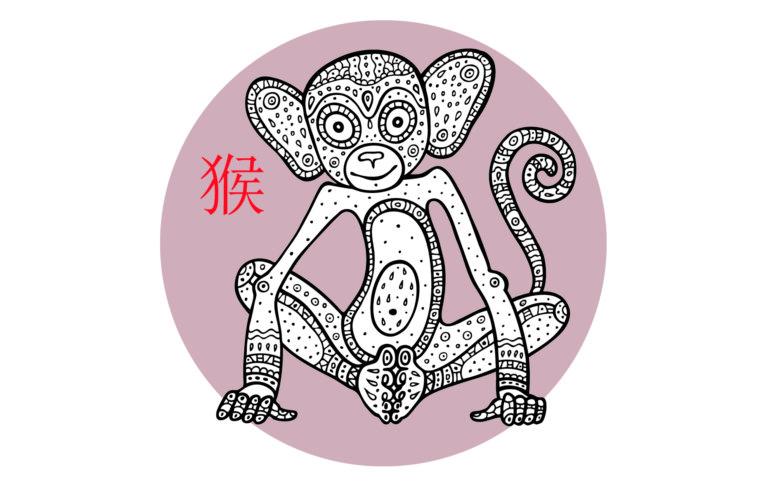 Kiinalainen horoskooppi, apina