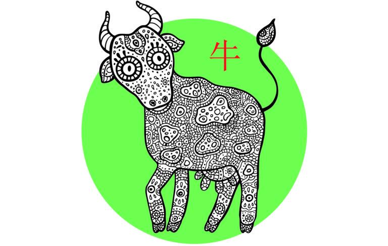 Kiinalainen horoskooppi, härkä