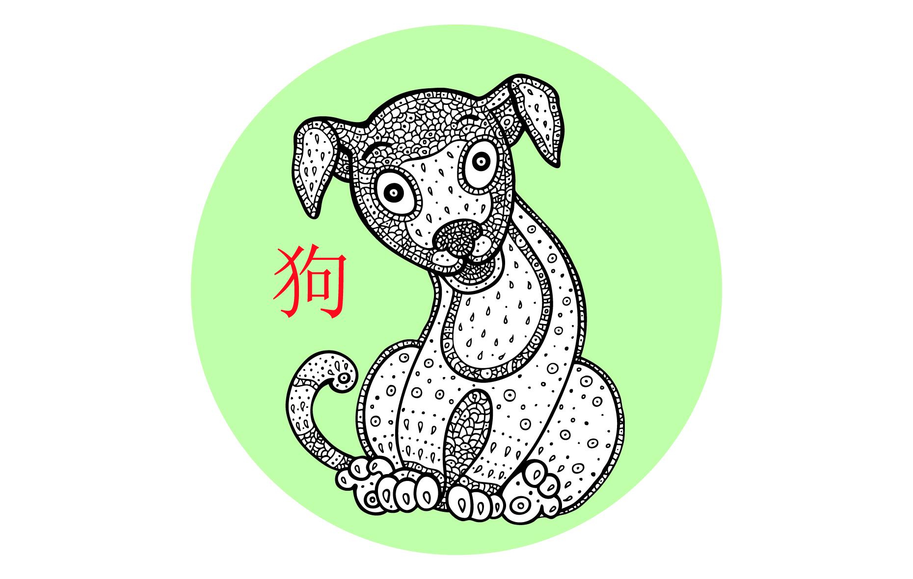 Kiinalainen horoskooppi, koira