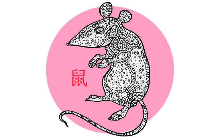 Kiinalainen horoskooppi, rotta