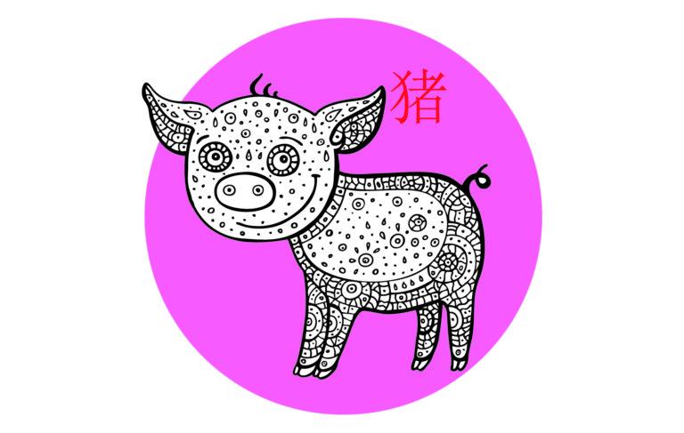 Kiinalainen horoskooppi, sika