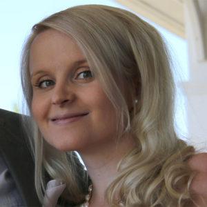 Kahden lapsen äiti Johanna, 28, Kokkola