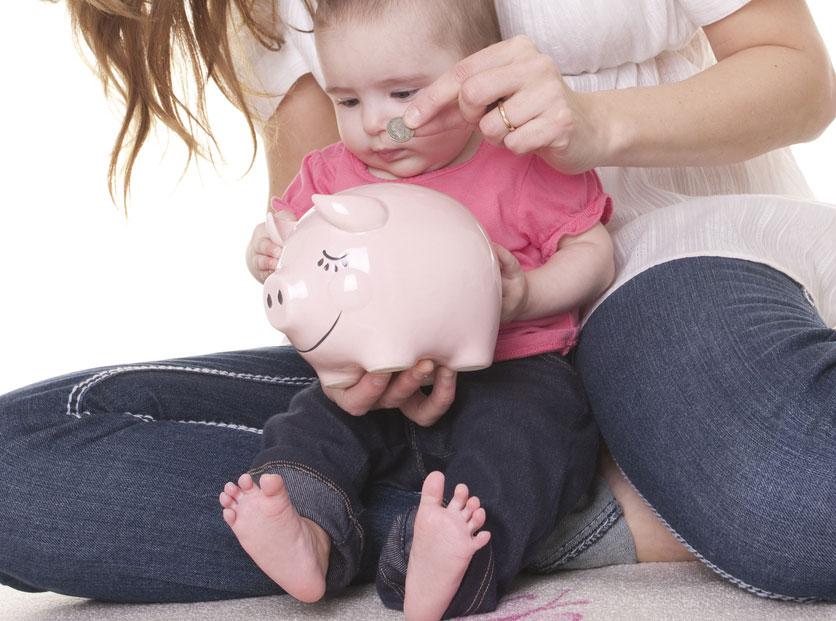 Äitiysraha