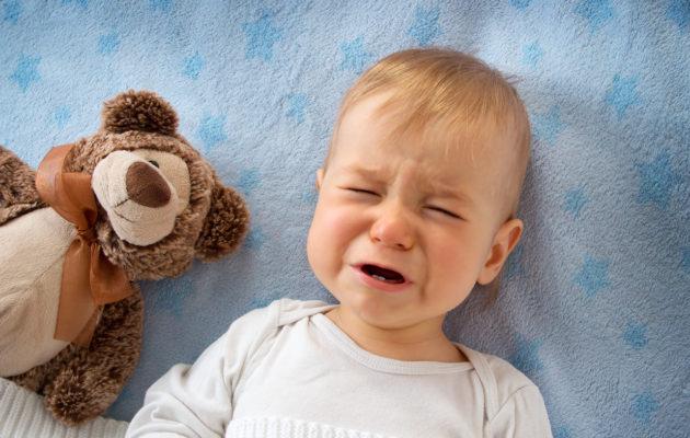 Korvatulehdus voi vaikuttaa lapsen kehitykseen.