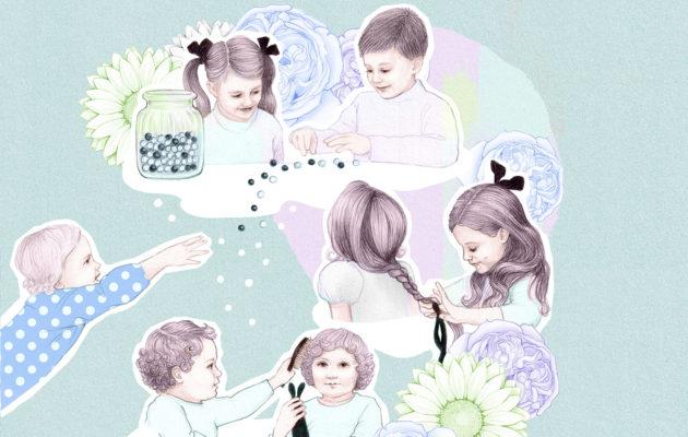 Lasten mielikuvitusleikit, joissa esitetään toisia henkilöitä, ovat loistava tapa opetella empatiaa.