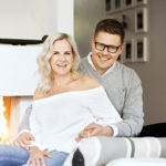 Anna Stormbom ja Antti Lindtman odottavat vihdoin ensimmäistä yhteistä lastaan.
