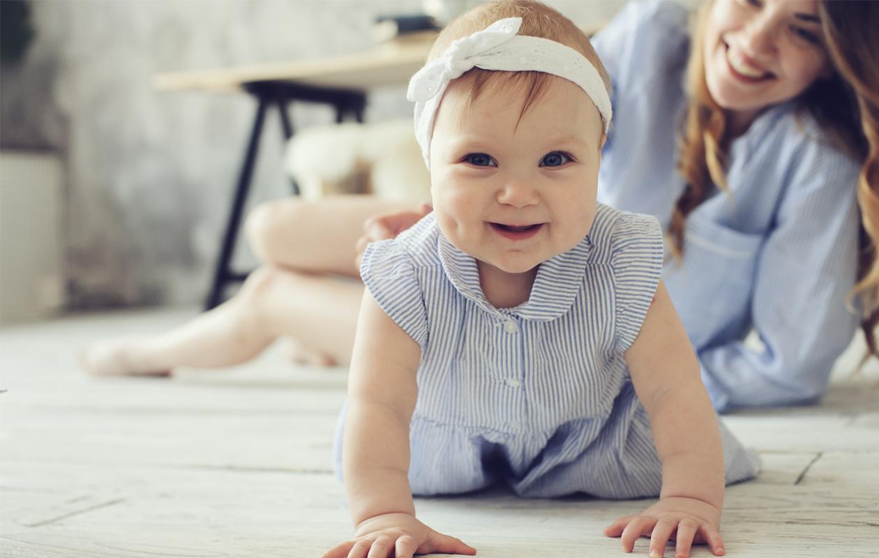 Mitä vauva muistaa