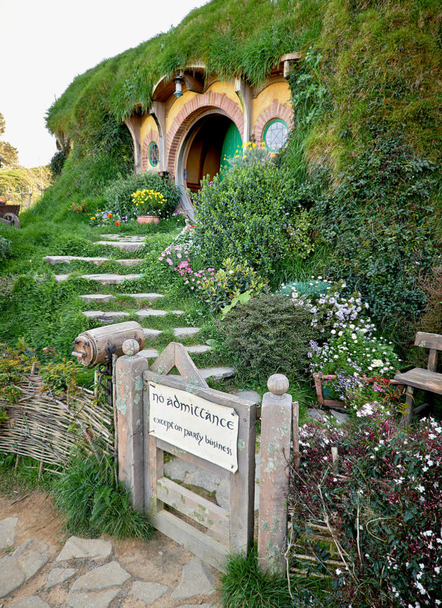 Uusi Seelanti, Bag End Hobbiton