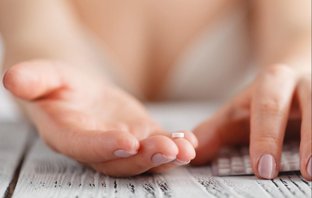 Hormonaalinen ehkäisy aiheuttaa monella turhaa huolta.