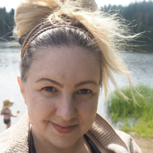 Kolmen lapsen ja yhden enkelitytön äiti Marjut, 30, Ylöjärvi