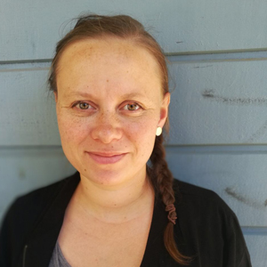Neljän lapsen äiti Miia, 36, Helsinki