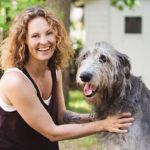 Tara Lange opetteli avaamaan omia tunnelukkojaan äitiyden myötä.