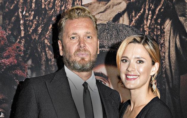 Krista Kosonen ja avopuoliso Antti J. Jokinen ovat asuneet yhdessä tyttärensä kanssa Los Angelesissa.