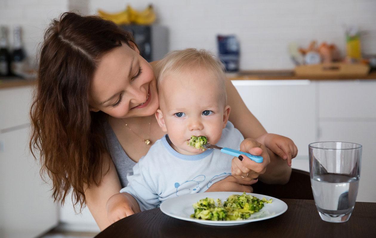 Lapsen nirsoilui voi aiheuttaa vanhemmille huolta, mutta usein kyseessä on ohimenevä vaihe.