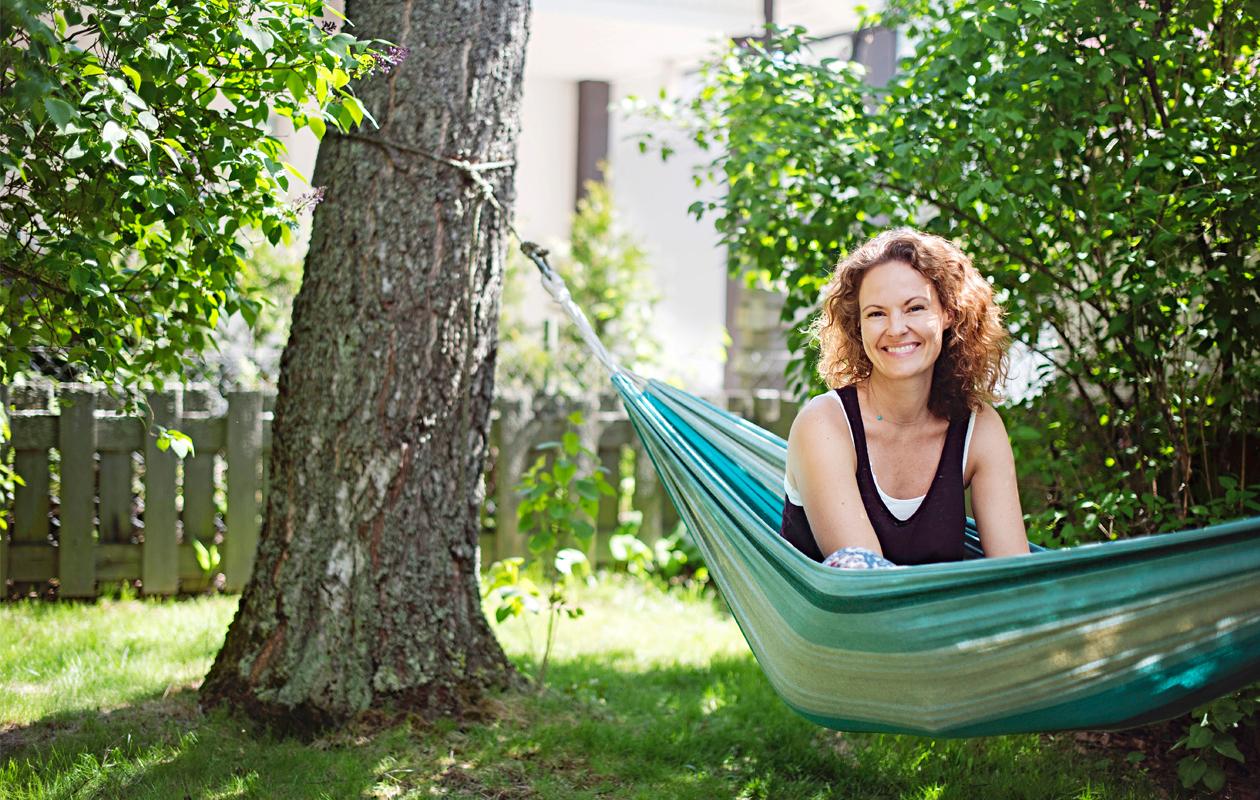 Tara Langen matka uudenlaiseen äitiyteen ja naiseuteen on ollut pitkä.
