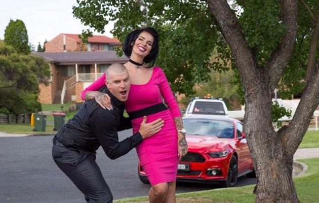 Sini Ariell on raskaana, vaikka sen ei pitänyt olla mahdollista.