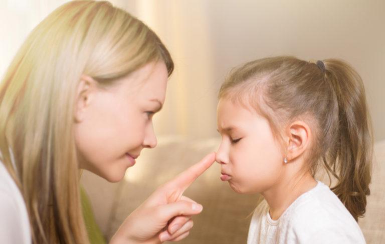 Vanhemman on sovitettava tunteensa lapsen tunteisiin.