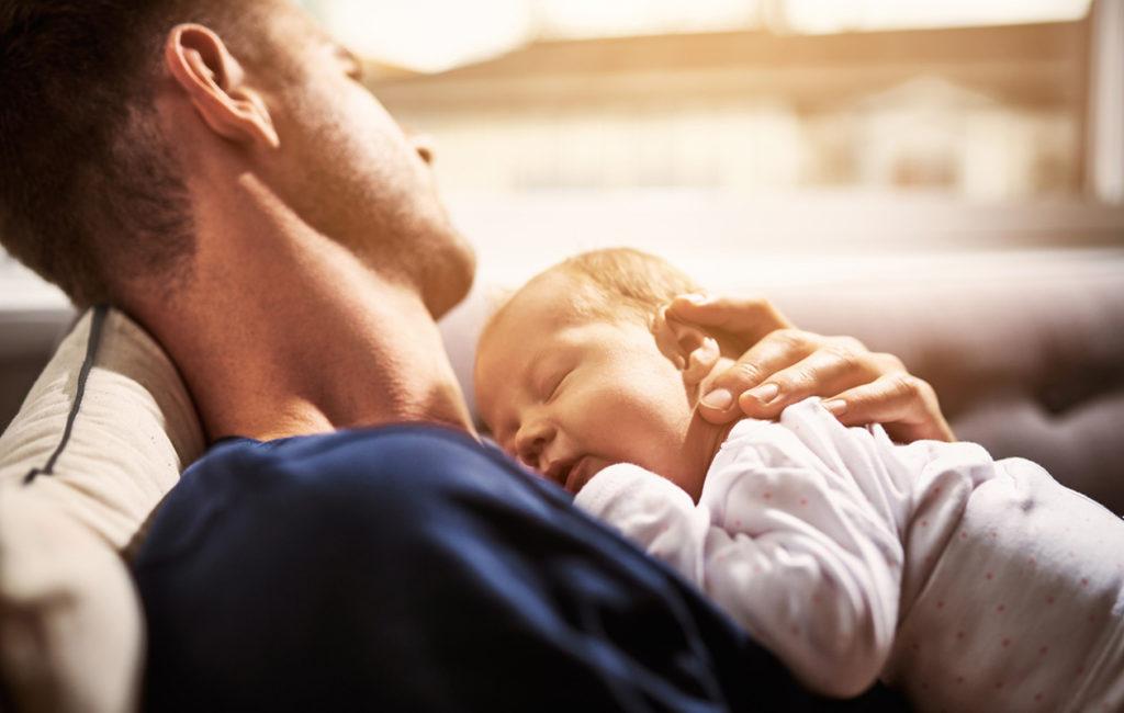 Synnytys on myös isille tärkeä tapahtuma, jossa halutaan olla läsnä.