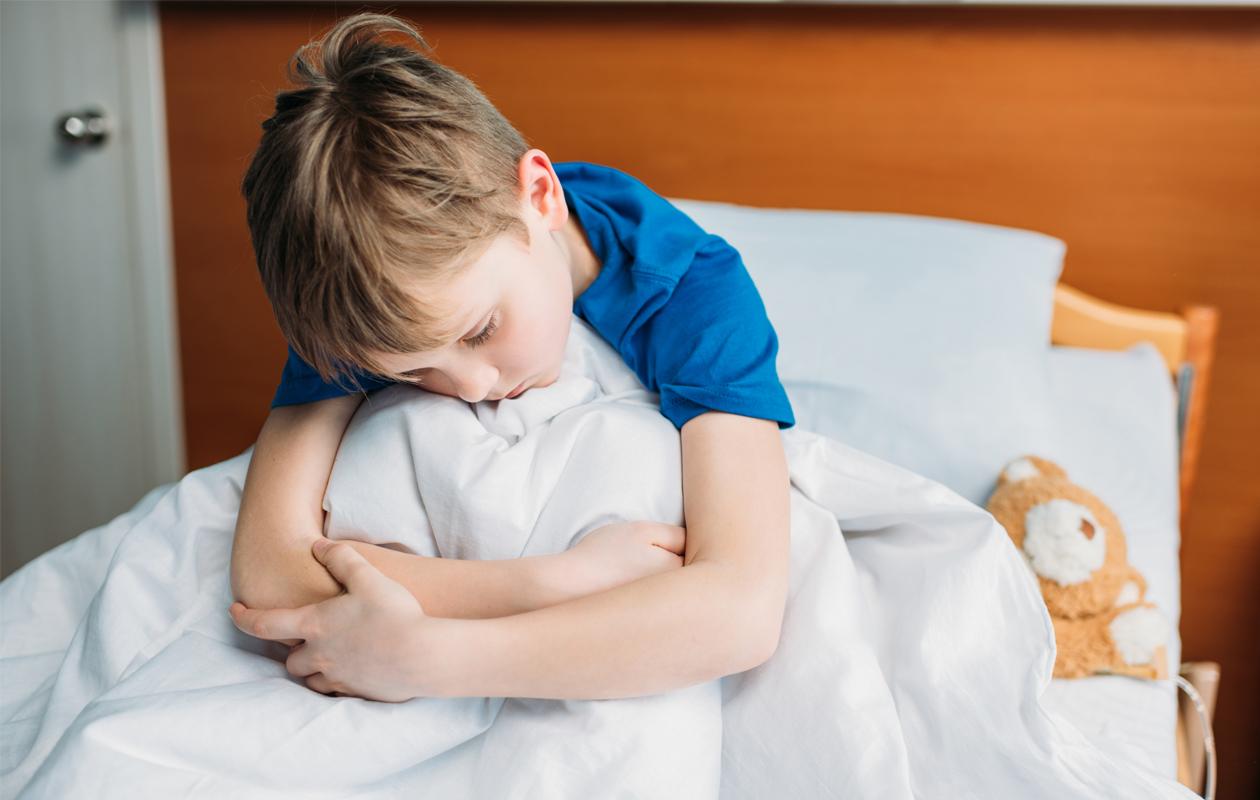 Kasvukivut ovat yleisempiä liikkuvaisilla lapsilla.
