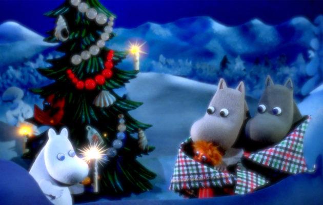 Muumien joulu -elokuva