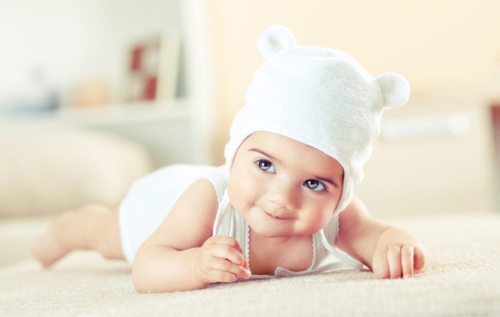 suloinen vauva