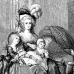 Kuningatar Maria Antoinetten synnytys oli hovin julkinen tapahtuma.