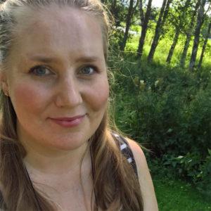 Yhden lapsen äiti Sanna, 40, Tampere