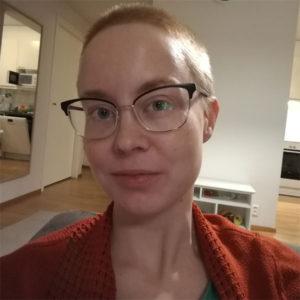 Neljän lapsen äiti Tiina, 30, Lahti