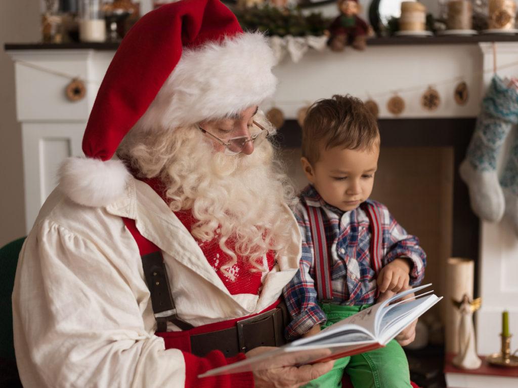 Joululahjaksi laadukkaita kirjoja.