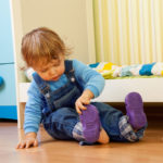 Niin mikä kiire? Aamuhidastelu voi johtua siitä, että lapsi haluaa pitkittää yhdessäoloa.