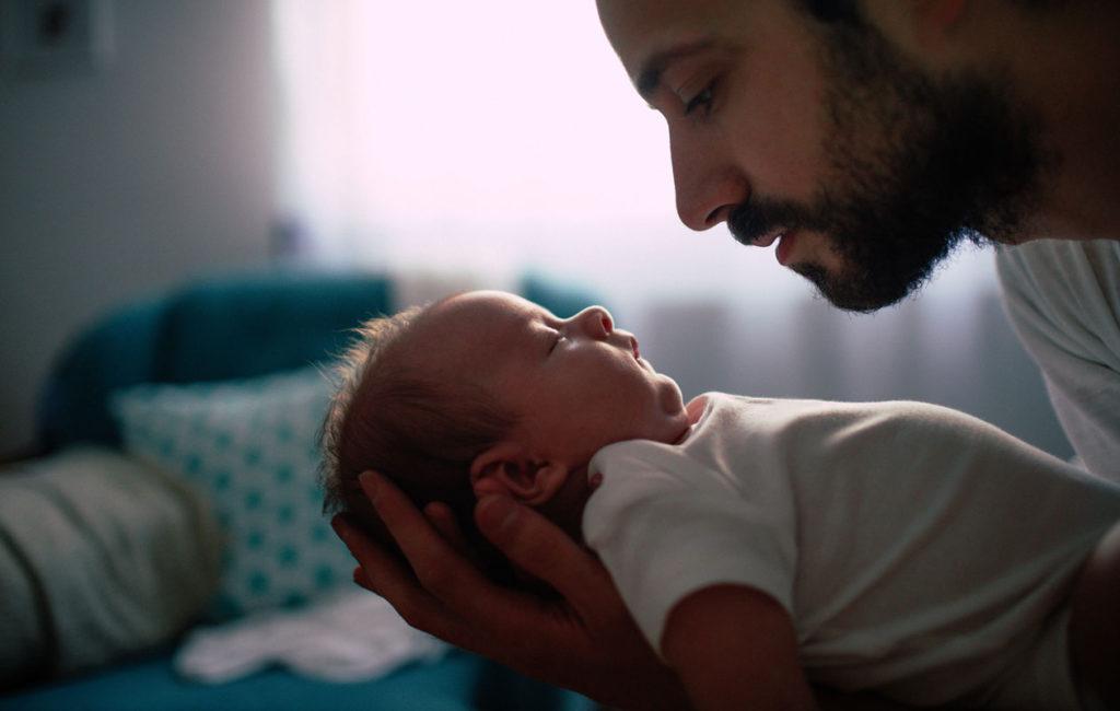 vauvavuosi - vauvan ensimmäinen vuorokausi