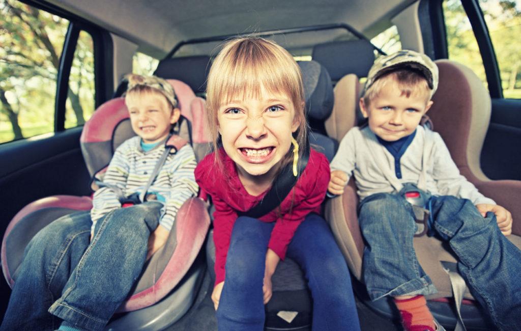 automatka lasten kanssa