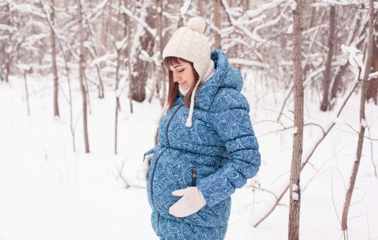 Kaatuminen liukkailla keleillä on raskauden erityinen mörkö, mutta onneksi lähes aina käy hyvin.