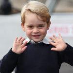 Prinssi George on oikea hurmuri!