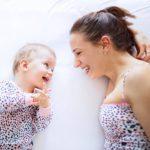Lepertele ja ole läsnä lapsellesi, se on kokonaisvaltaisesti tärkeää.