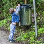 Opeta lapsi pienestä pitäen kierrättämään, niin hän osaa sen luonnostaan aikuisena.