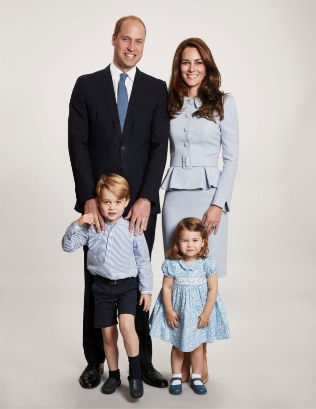 herttuatar Catherine prinssi William prinssi George prinsessa Charlotte