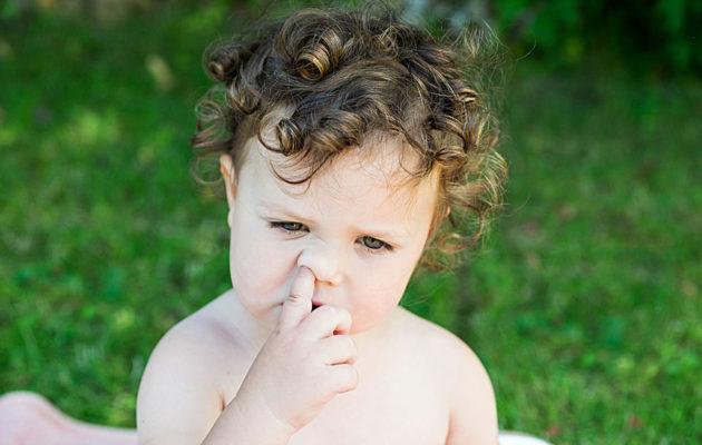 Syy lapsen nenäverenvuodolle on usein yksinkertainen.