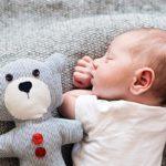 Ensimmäinen unilelu on lapselle pitkään rakas.