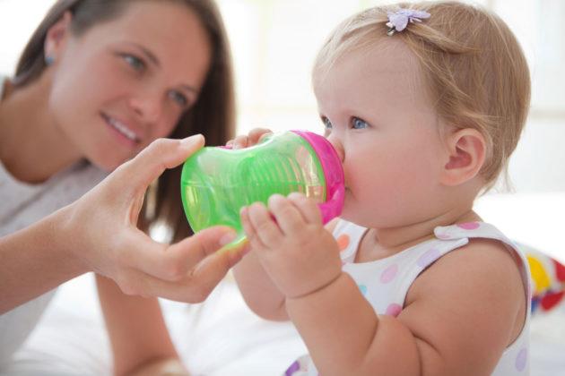 vauvan ruoka vesi