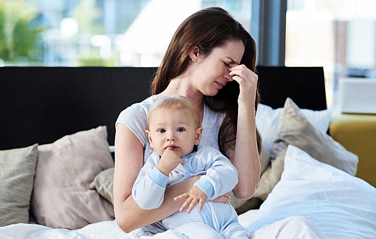 Synnytyksen jälkeiset seksikivut voivat saada pelkäämään seksiä.