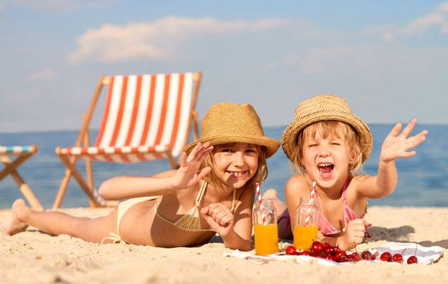 lasten kesäloma