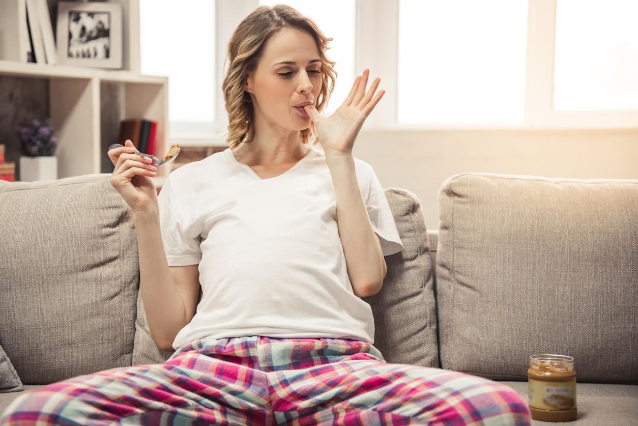 Raskausaikana saattaa tulla outoja mielitekoja.