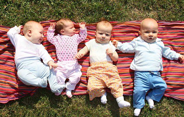 Vauvan rokotukset suojaavat myös muita ympärillä olevia lapsia.
