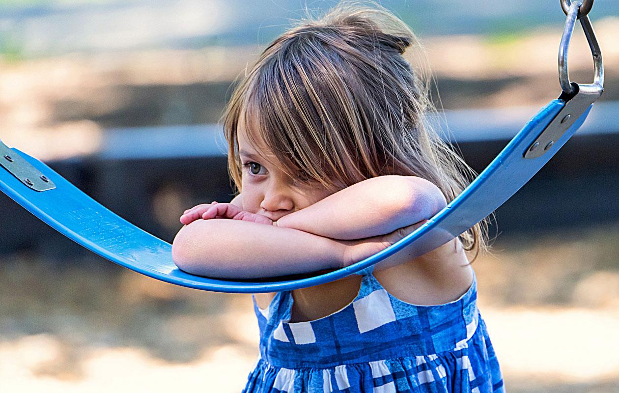 Mitä tehdä, kun lapsi ei halua mennä päiväkotiin?