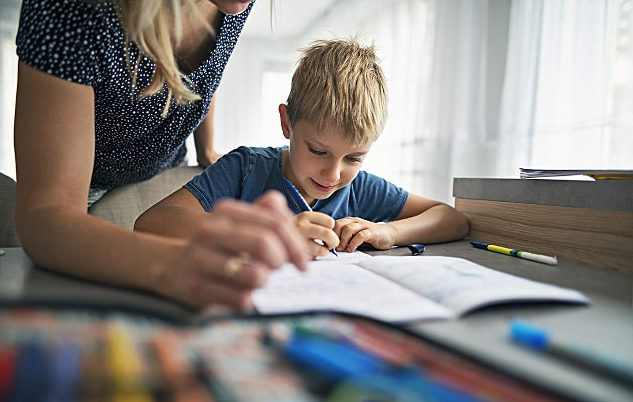 Paluu arkeen lasten kanssa voi tuntua aluksi siltä, ettei aikaa riitä oikein mihinkään.