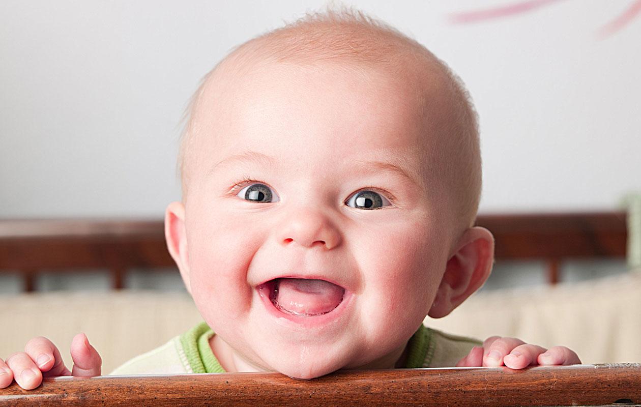Vauvan temperamentti ohjaa paljon tapaa, jolla vauvan kanssa kannattaa kommunikoida.