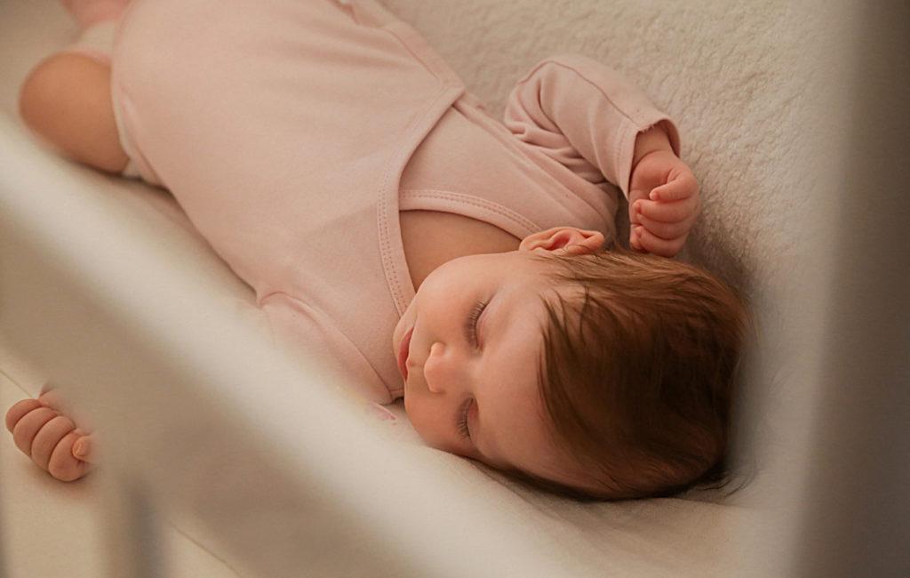 Vauvan unirytmi ei kehity heti.